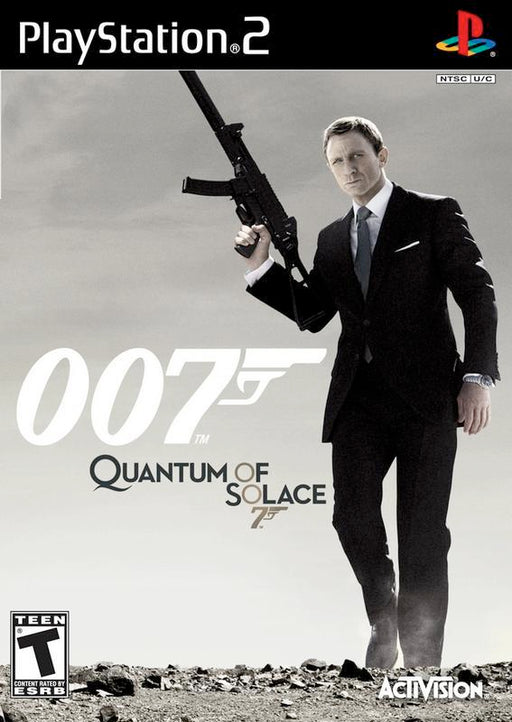 007 Quantum of Solace - PlayStation 2