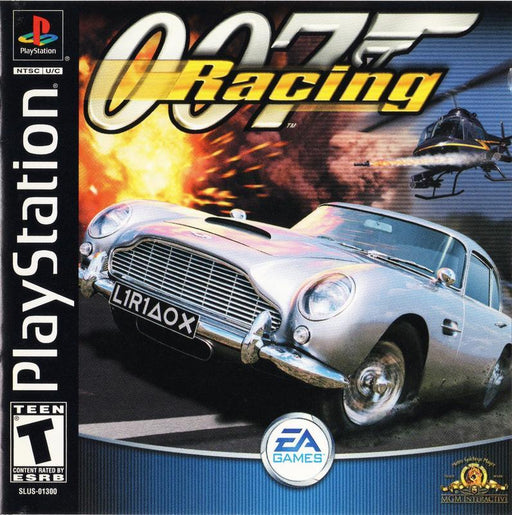 007 Racing - PlayStation 1