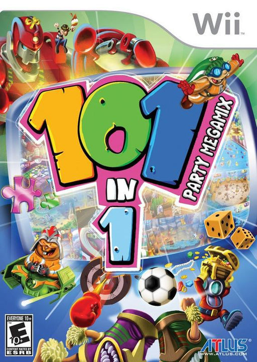 101-in-1 Party Megamix - Wii
