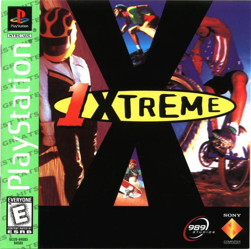 1Xtreme - PlayStation 1