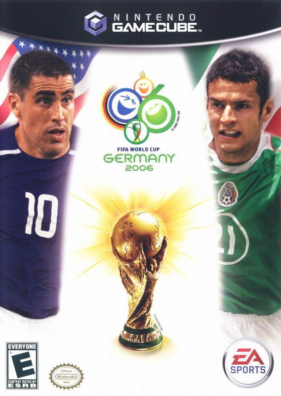 2006 FIFA World Cup - Gamecube