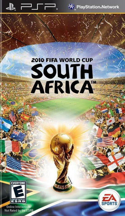 2010 FIFA World Cup South Africa - PlayStation Portable