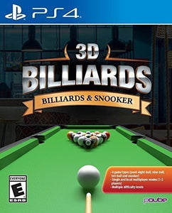 3D Billiards Billards & Snooker