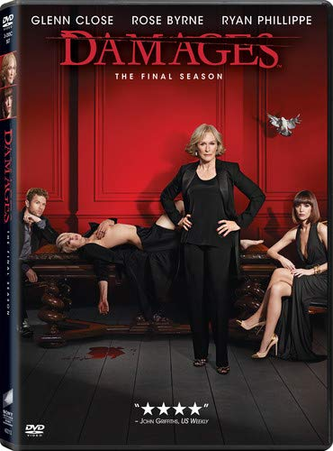 Damages The Complete Fifth Final Season