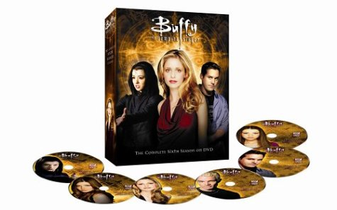 Buffy The Vampire Slayer The Complete Sixth Season