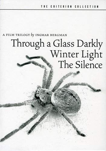 The Ingmar Bergman Trilogy Through A Glass Darkly Winter Light The Silence The Criterion Collection