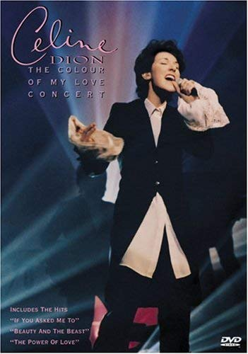 Celine Dion  The Colour Of My Love Concert