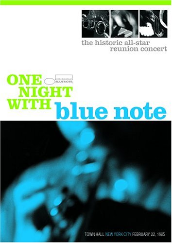One Night With Blue Note The Historic Allstar Reunion Concert