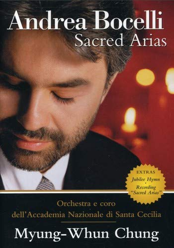 Andrea Bocelli  Sacred Arias The Home Video