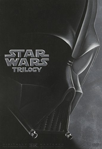 Star Wars Trilogy: A New Hope / The Empire Strikes Back / Return Of The Jedi