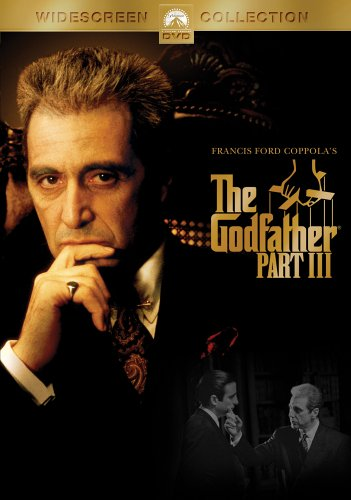 The Godfather Part Iii Widescreen Edition