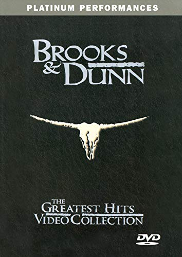 Brooks Dunn The Greatest Hits Video Collection