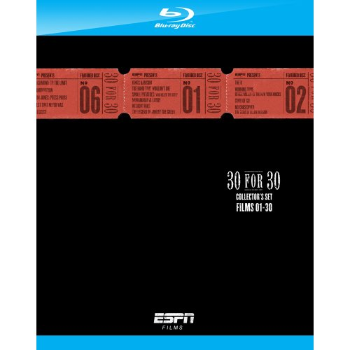 Espn 30 For 30 Collectors Set