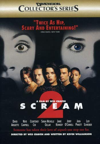 Scream 2 Deluxe Collectors Series