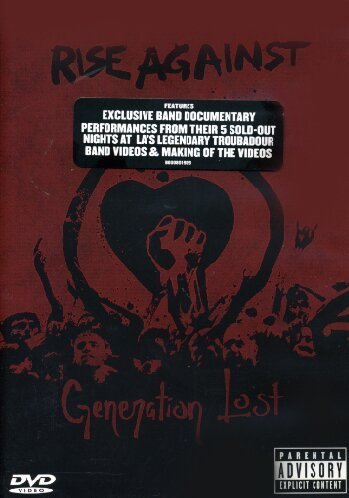 Rise Against Generation Lost