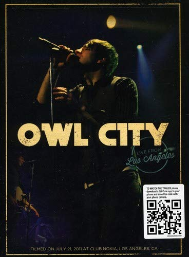 Owl City Live From Los Angeles
