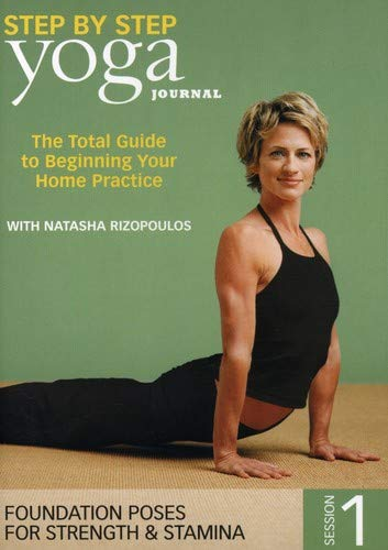 Step By Step Yoga Journal