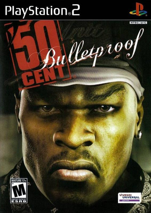 50 Cent Bulletproof - PlayStation 2