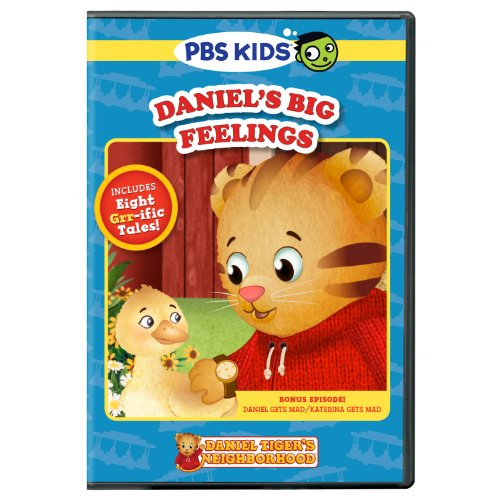 Daniel Tigers Neighborhood Daniels Big Feelings