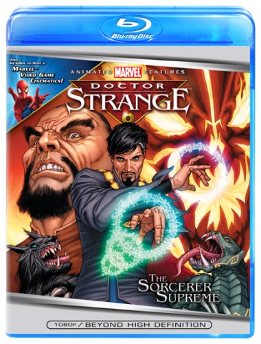 Doctor Strange The Sorcerer Supreme