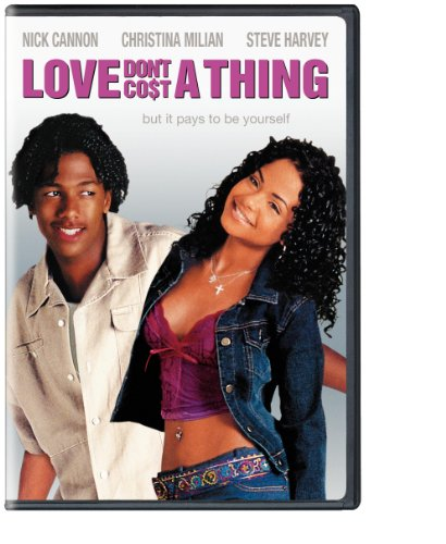 Love Dont Cost A Thing Widescreen Edition