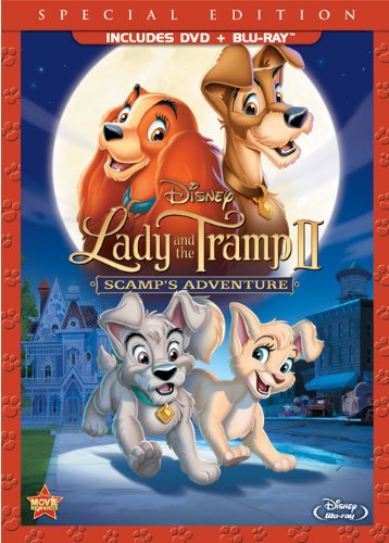 Lady And The Tramp 2 Scamps Adventure   Special Edition