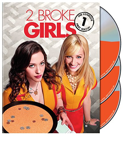 2 Broke Girls The Complete First Season