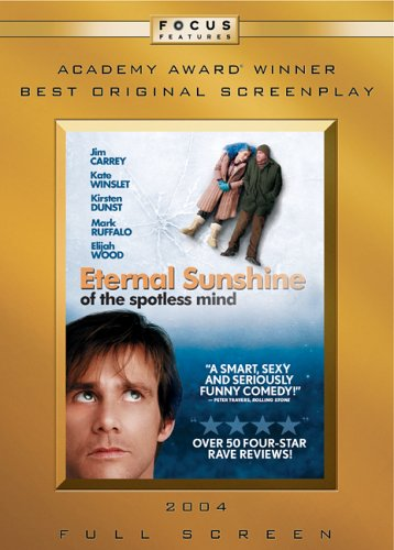 Eternal Sunshine Of The Spotless Mind Full Screen Edition