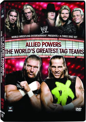 Wwe Allied Powers The Worlds Greatest Tag Teams