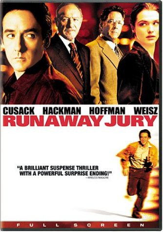 Runaway Jury Full Screen Edition