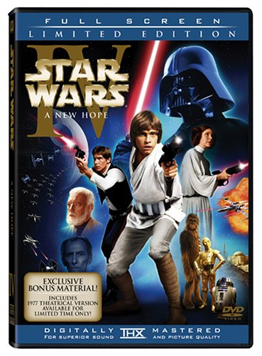 Star Wars Episode Iv  A New Hope  Limited Edition