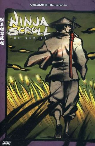 Ninja Scroll - The Series Vol. 3