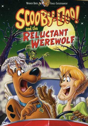 Scoobydoo And The Reluctant Werewolf