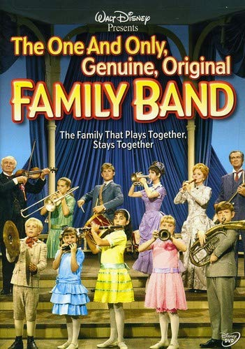 The One And Only Genuine Original Family Band