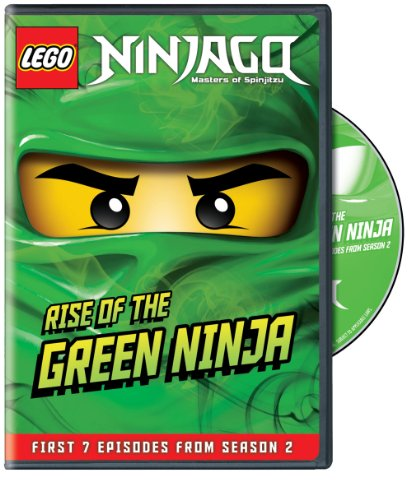 Lego Ninjago Masters Of Spinjitzu Rise Of The Green Ninja