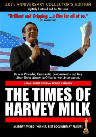 The Times Of Harvey Milk 20Th Anniversary Collectors Edition