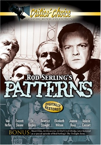 Rod Serling's Patterns & Bonus An Occurrence At Owl Creek Bridge