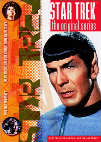 Star Trek - The Original Series, Vol. 33, Episodes 65 & 66 For The World Is Hollow And I Have Touched The Sky/ Day Of The Dove