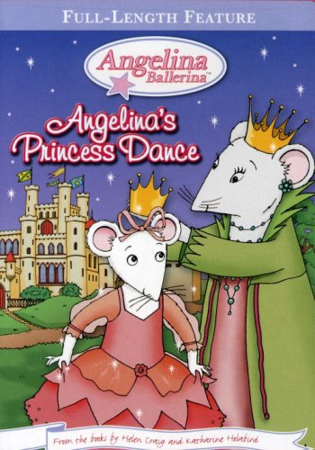 Angelina Ballerina Angelinas Princess Dance