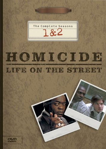 Homicide Life On The Street The Complete Seasons 1 2