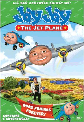 Jay Jay The Jet Plane Good Friends Forever