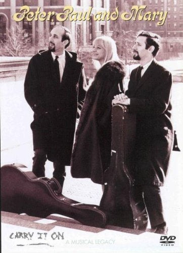 Peter Paul And Mary Carry It On A Musical Legacy
