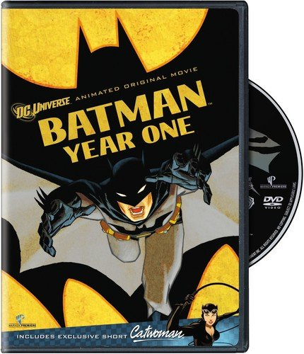 Batman Year One Singledisc Edition