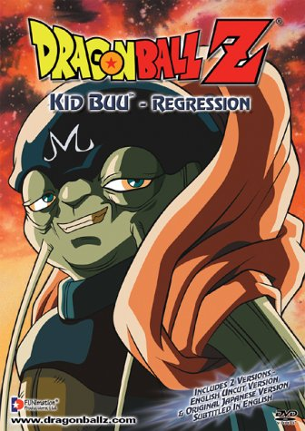 Dragon Ball Z - Kid Buu - Regression