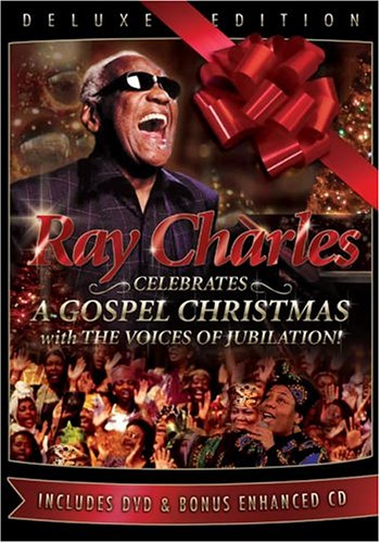 Ray Charles Celebrates A Gospel Christmas Wvoices Of Jubilation Deluxe Edition