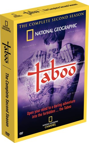 Taboo - The Complete Second Season National Geographic