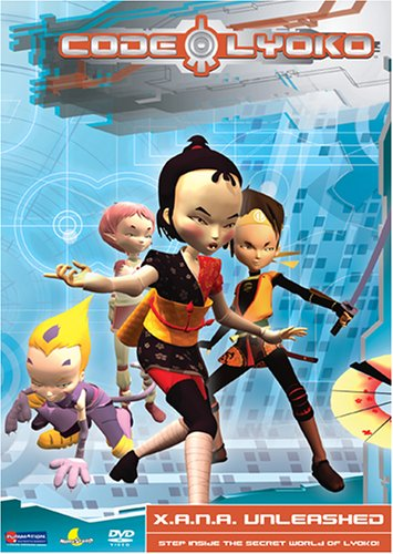 Code Lyoko - X.A.N.A. Unleashed V.1