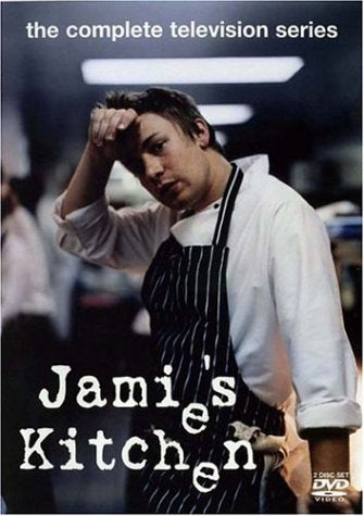 Jamie's Kitchen The Complete Television Series