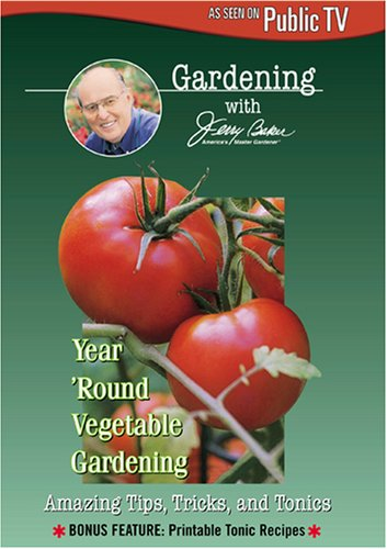 Jerry Baker Year 'Round Vegetable Gardening