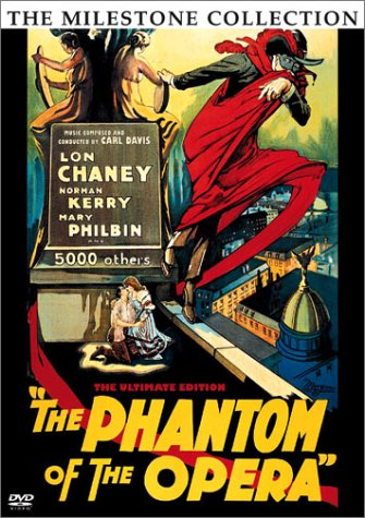The Phantom Of The Opera The Ultimate Edition 1925 Original Version And 1929 Restored Version